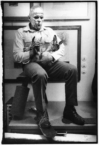 Link to Your Daily Arts Break: Joseph Beuys