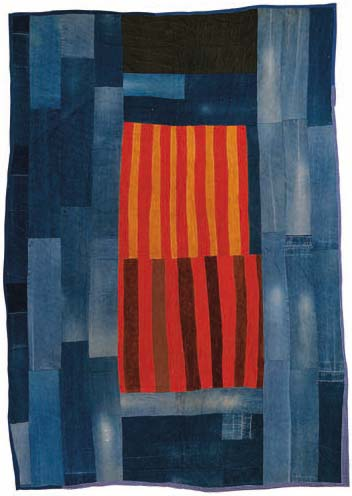 Link to Everyday Abstraction at the Frist: The Quilts of Gee's Bend
