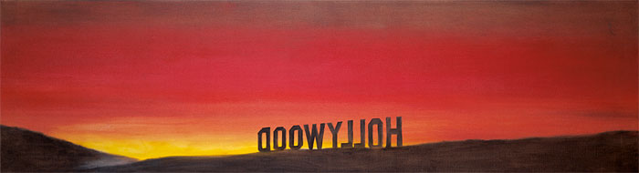 Link to Your Daily Arts Break: Edward Ruscha