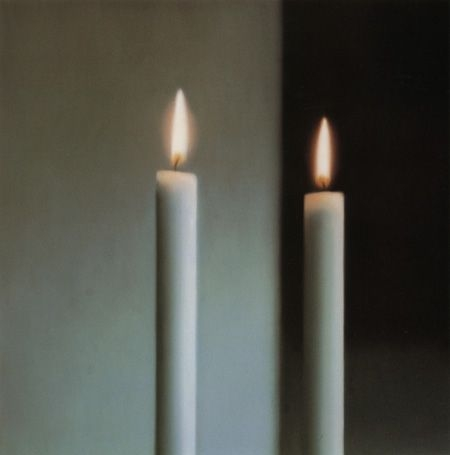 "Richter Two Candles ""two Candles"" 1982"