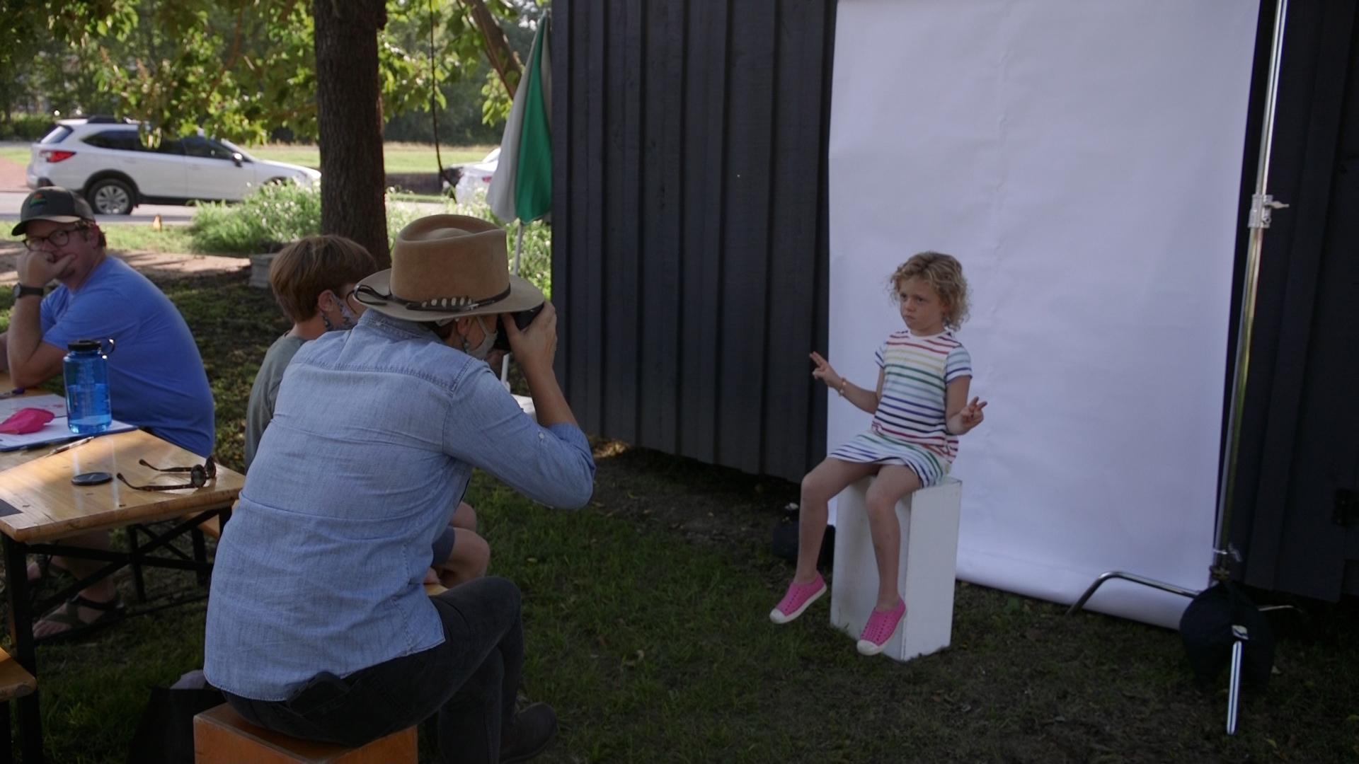 Columbia, TN | Portrait Park | Arts Break | NPT