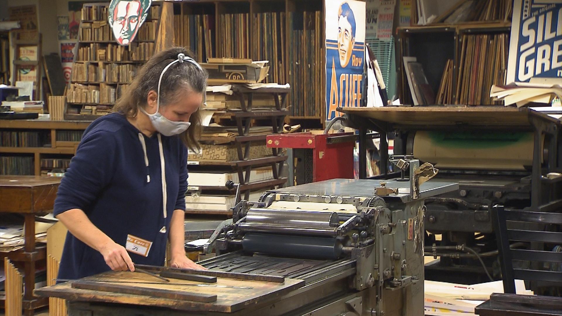 Hatch Show Print Shop