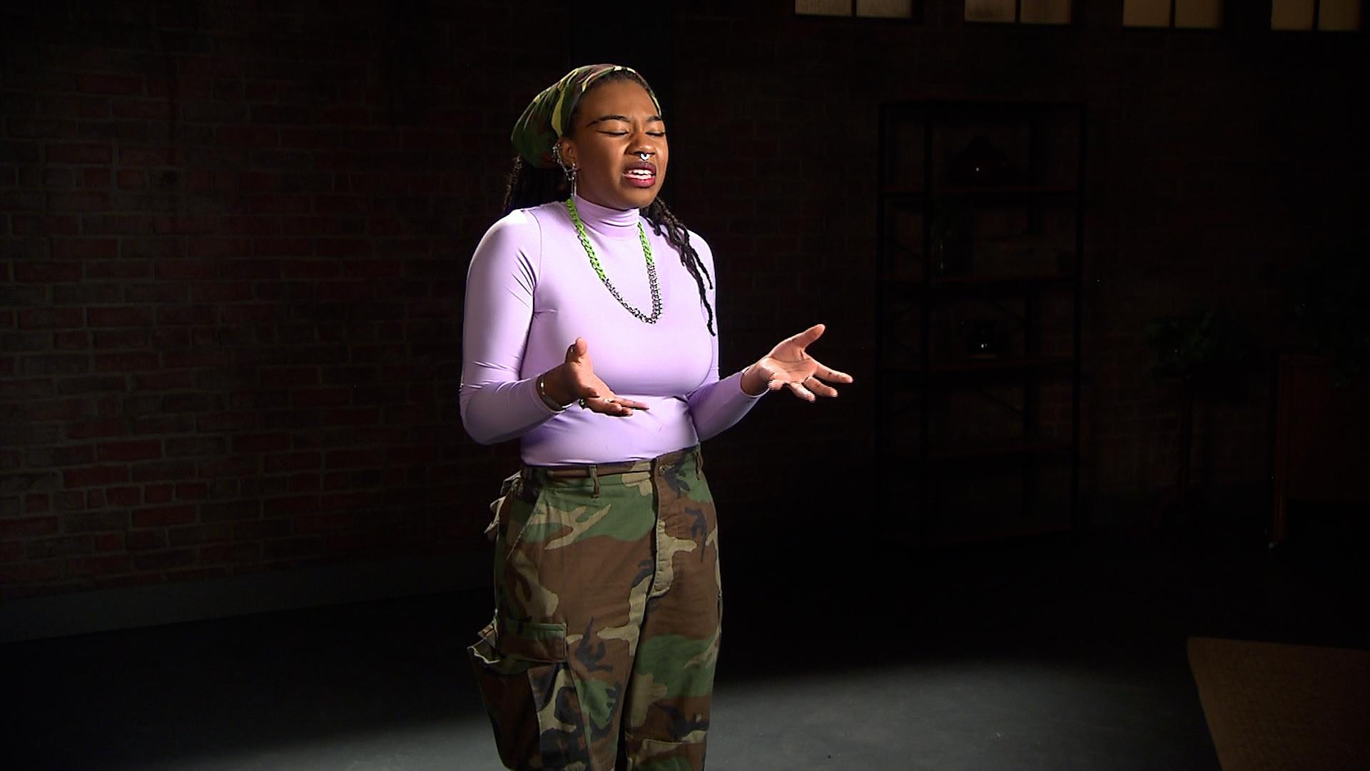 Nashville Youth Poet Laureate NPT