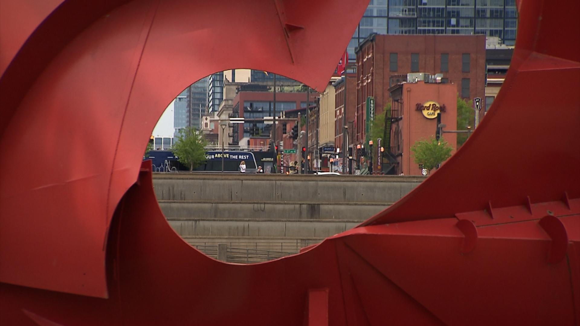 Public Art Collection on NPT Arts Break
