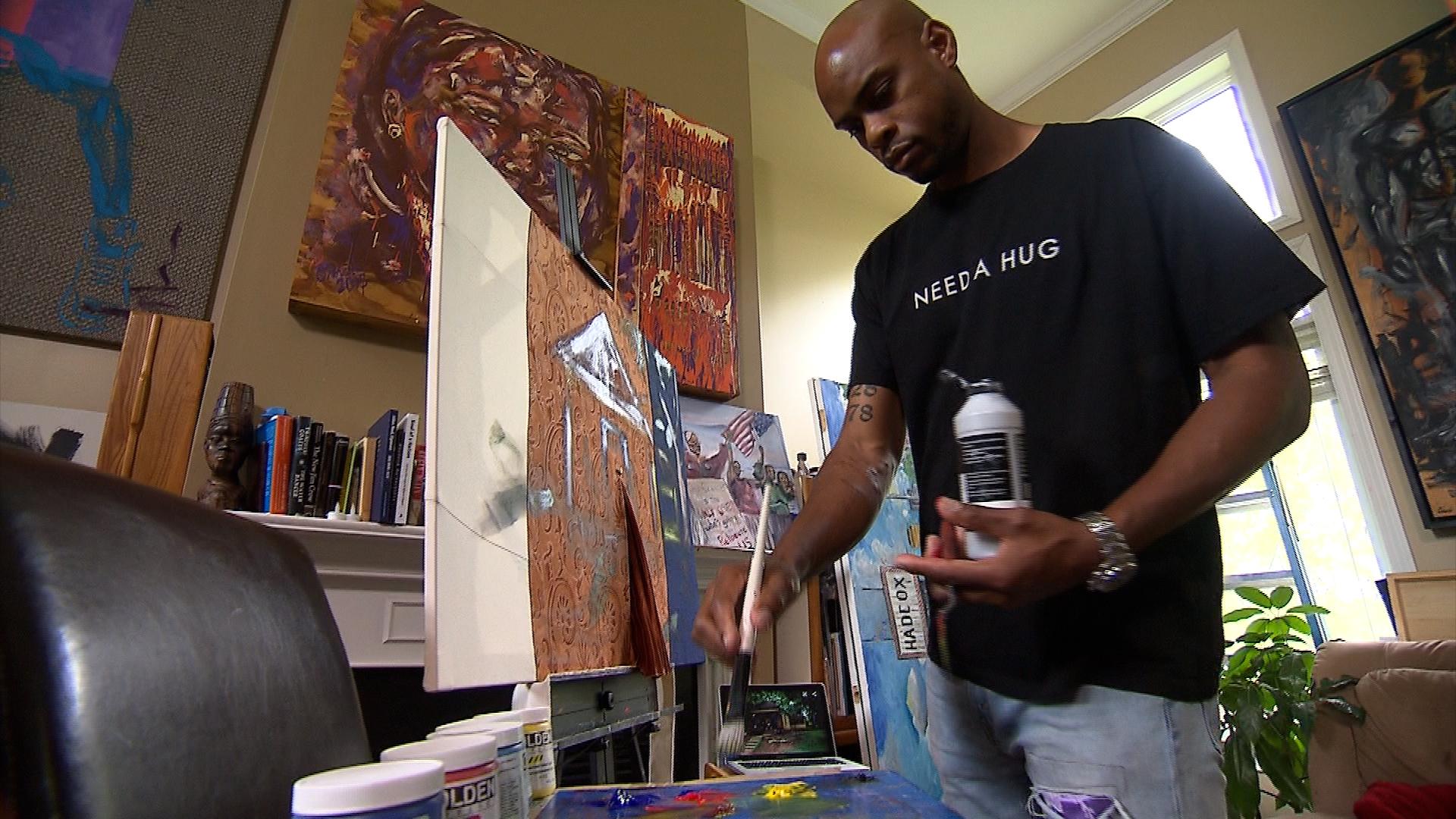 Omari Booker | Arts Break | NPT