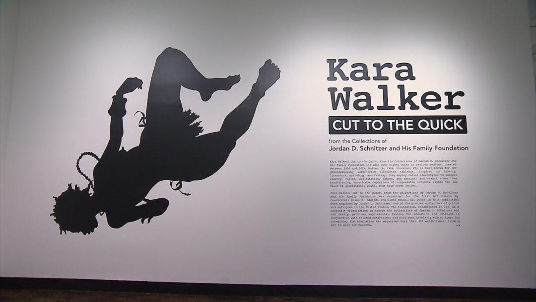 Kara Walker: Cut to the Quick on NPT's Arts Break