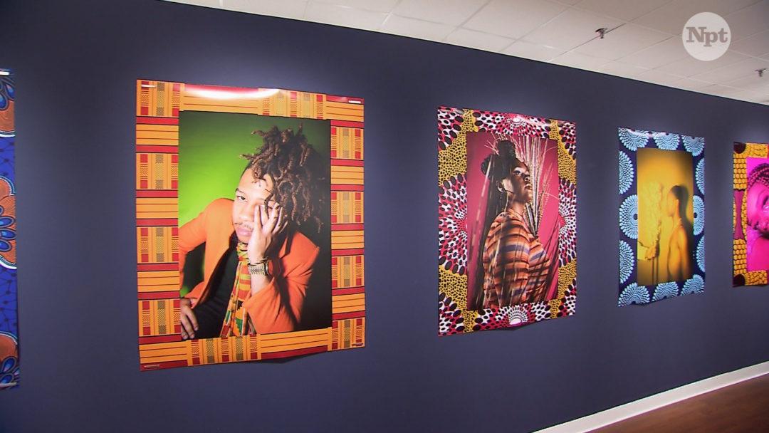 Baldwin Gallery on NPT's Arts Break