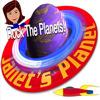 Janet's Planet iTunes Logo