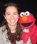 Erin McInnis, Sesame Street Fan
