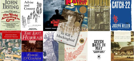 Thirteen Novels Every American Should Read
