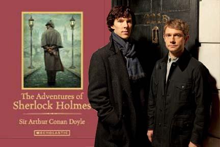 Sherlock Holmes Goes Contemporary