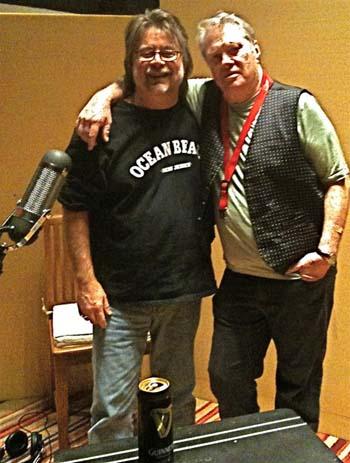 Steve Marcantonio and Bobby Keys