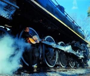 Johnny Cash Train