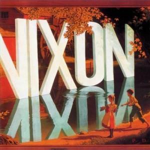 Lambchop's Nixon Album Cover by Wayne White