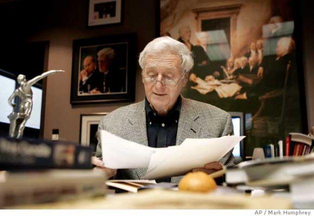 John Seigenthaler (AP/Mark Humphrey)