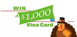 Visa gift card TW