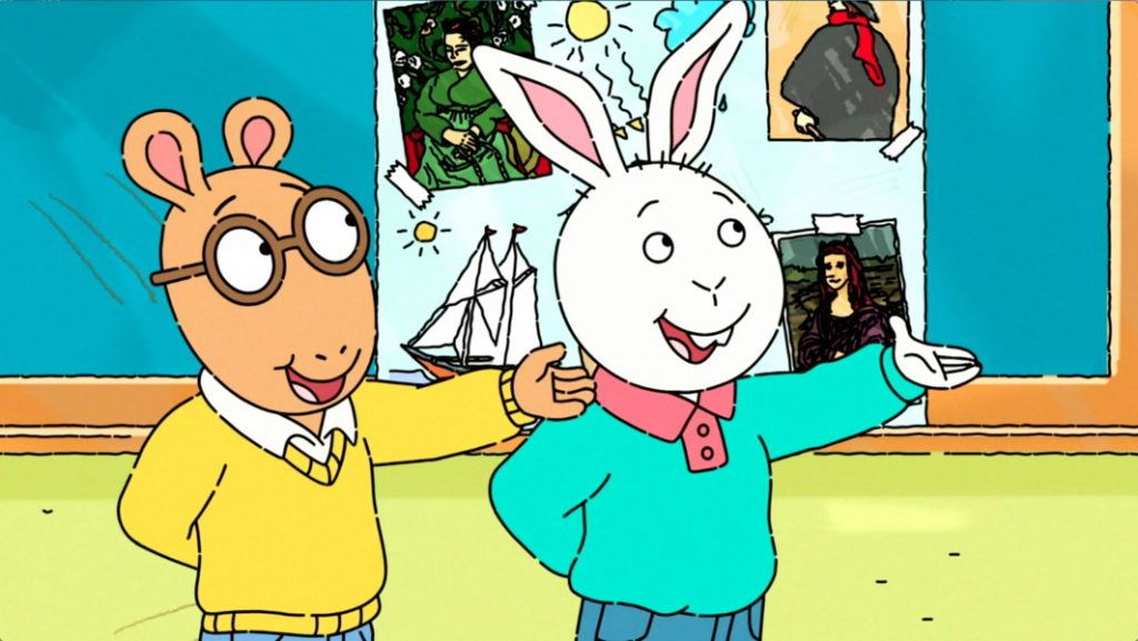 Hurrah! New Episodes of PBS Kids Favorites 'Arthur' and 'Odd Squad