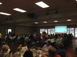 Aging Matters Alz event