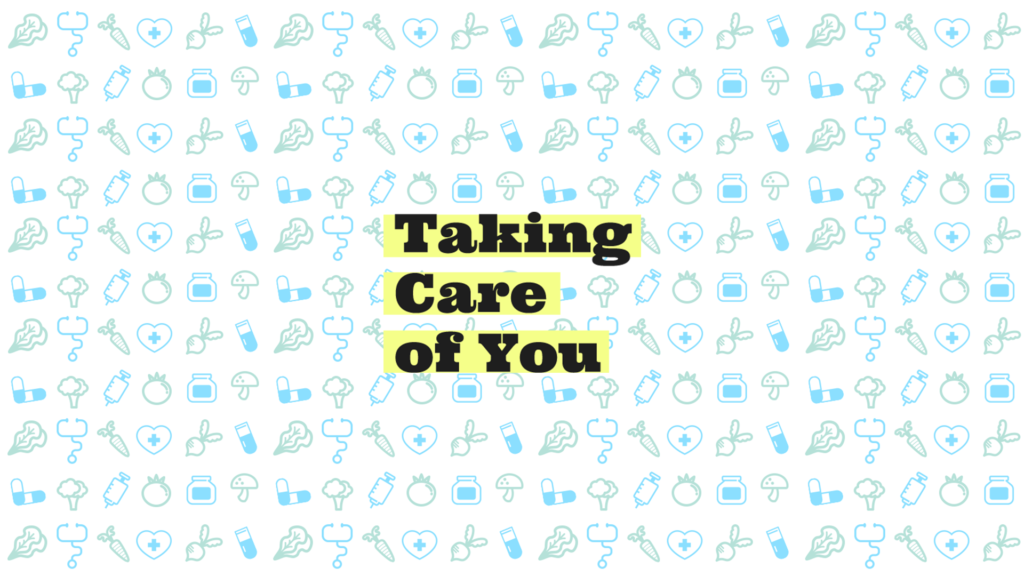 Taking Care of You Hero Image