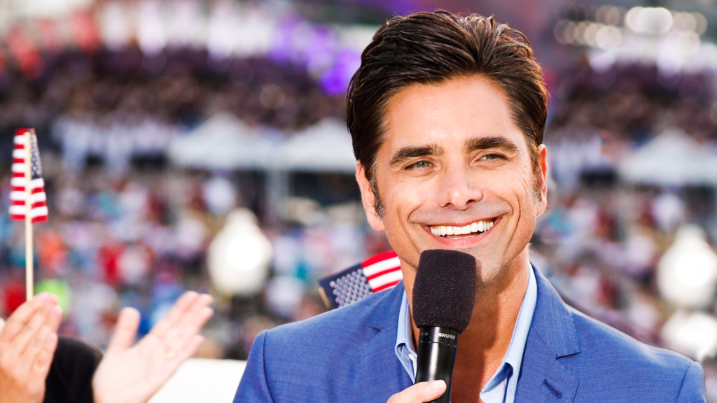 John Stamos Hosts Capitol Fourth 2020 on NPT