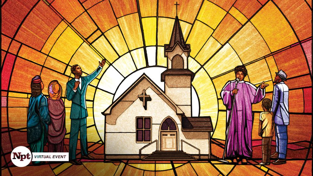 The Black Church Virtual Event Hero Image