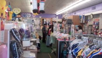 My parent's shop